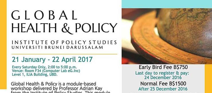Global Health & Policy