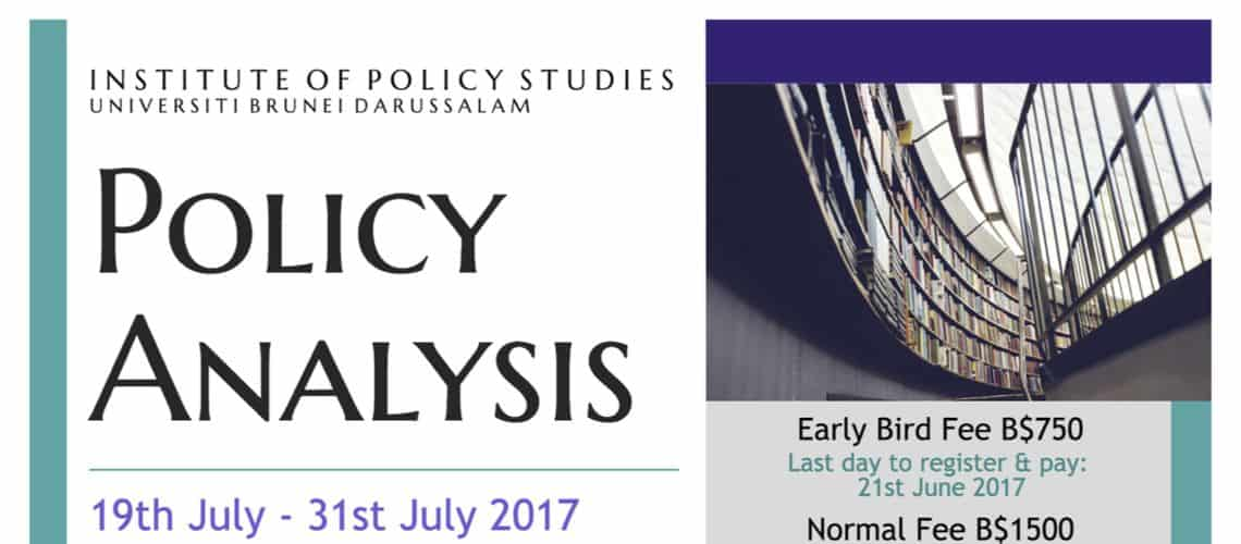 Policy Analysis with Professor Mark Rom